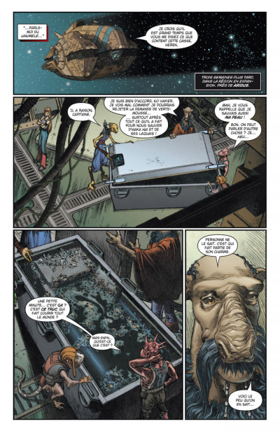 Page 3 star wars - vector tome 2