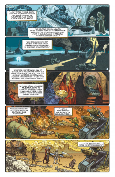 Page 4 star wars - vector tome 2