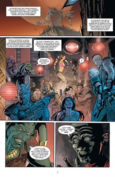 Page 1 star wars - legacy tome 5 - loyauté