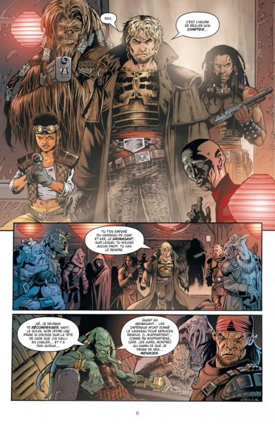 Page 2 star wars - legacy tome 5 - loyauté