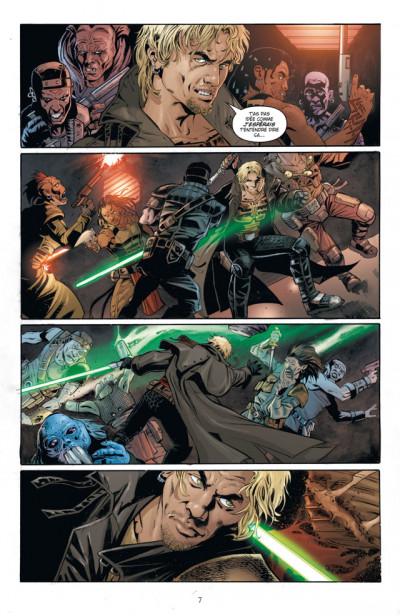 Page 3 star wars - legacy tome 5 - loyauté
