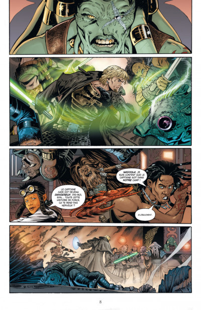 Page 4 star wars - legacy tome 5 - loyauté