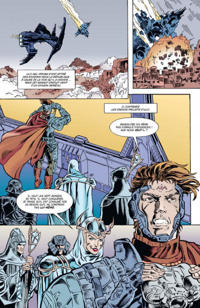 Page 3 Star wars - la légende des jedi tome 5