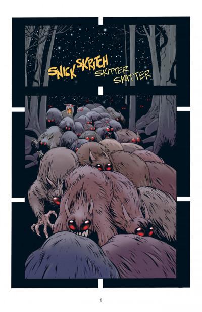 Page 2 bone tome 9 - la couronne d'aiguilles - couleur