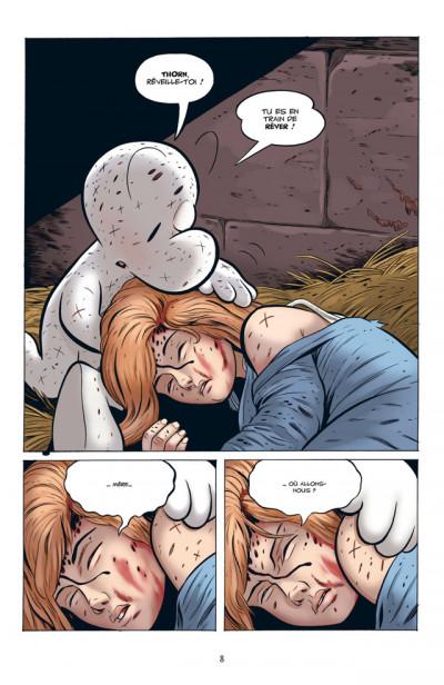 Page 4 bone tome 9 - la couronne d'aiguilles - couleur