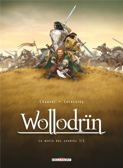 Couverture Wollodrïn tome 1