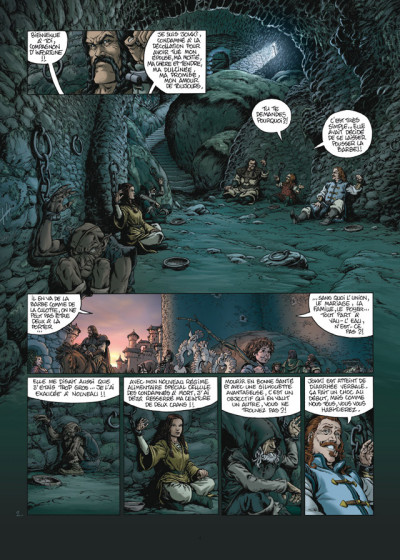 Page 2 Wollodrïn tome 1