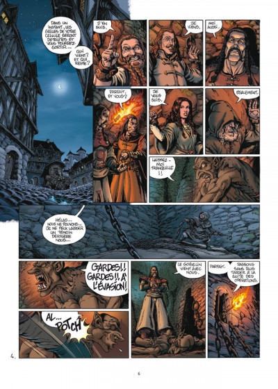 Page 4 Wollodrïn tome 1