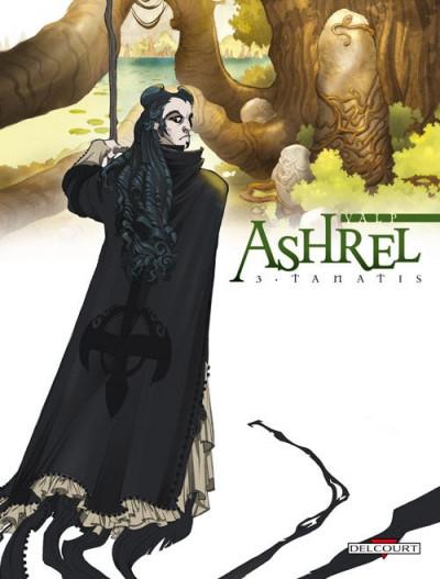 Couverture Ashrel tome 3 - tanatis