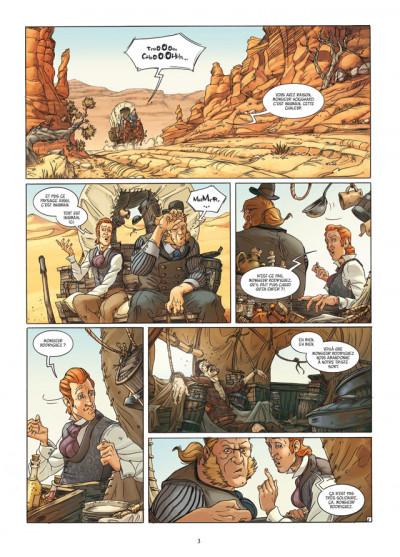 Page 1 L'homme qui n'aimait pas les armes à feu tome 1