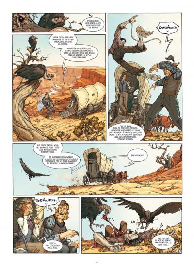 Page 2 L'homme qui n'aimait pas les armes à feu tome 1