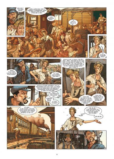 Page 4 L'homme qui n'aimait pas les armes à feu tome 1