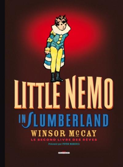 image de little nemo in slumberland tome 2 - le second livre des rêves