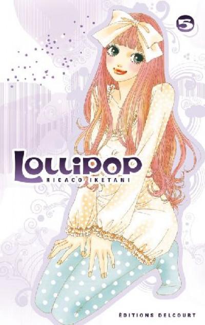 Couverture lollipop tome 5