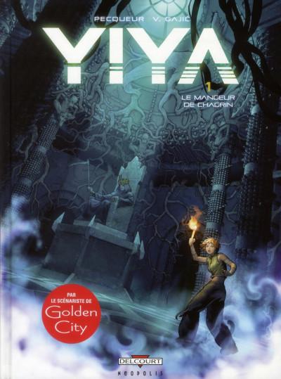 Couverture Yiya tome 1