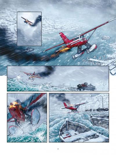 Page 1 Yiya tome 1