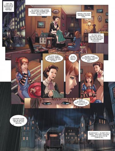 Page 2 les enfants d'Evernight tome 1 - de l'autre côté de la nuit