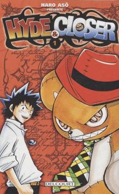 Couverture Hyde & closer tome 1