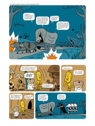 Page 1 naguère les étoiles tome 1