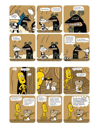 Page 2 naguère les étoiles tome 1