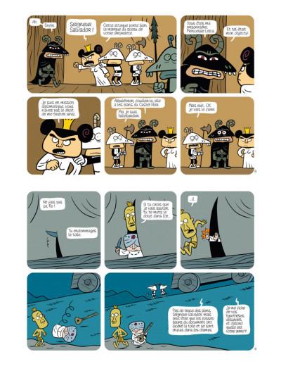 Page 3 naguère les étoiles tome 1
