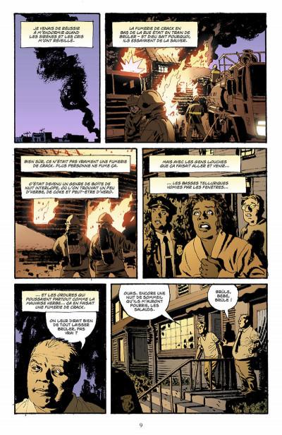 Page 0 criminal tome 4 - putain de nuit !