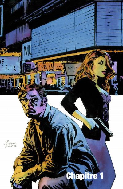 Page 8 criminal tome 4 - putain de nuit !