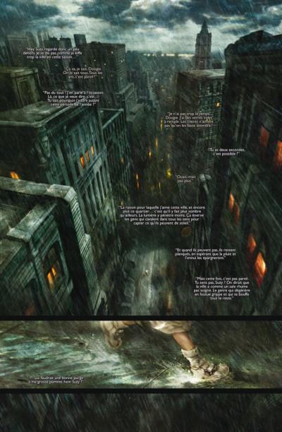 Page 1 Spawn HORS-SERIE ; les architectes de la peur