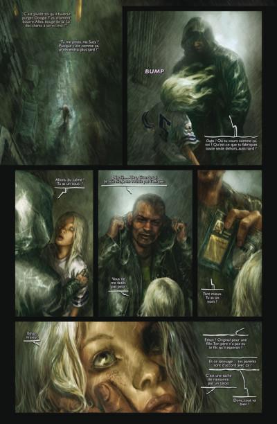 Page 2 Spawn HORS-SERIE ; les architectes de la peur