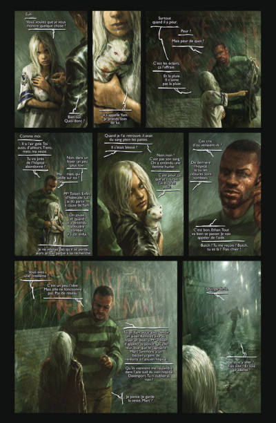 Page 3 Spawn HORS-SERIE ; les architectes de la peur