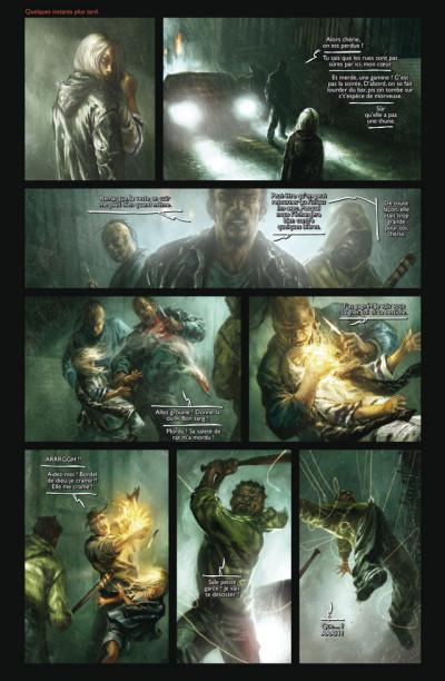 Page 4 Spawn HORS-SERIE ; les architectes de la peur
