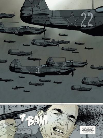 Page 1 les fabriques de la mort tome 1 - le journal de Jonathan Harvester