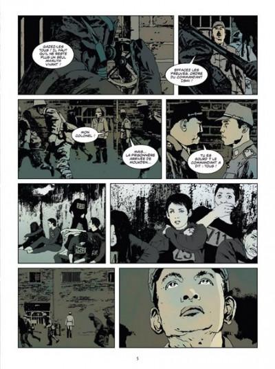 Page 3 les fabriques de la mort tome 1 - le journal de Jonathan Harvester