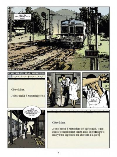 Page 6 les fabriques de la mort tome 1 - le journal de Jonathan Harvester