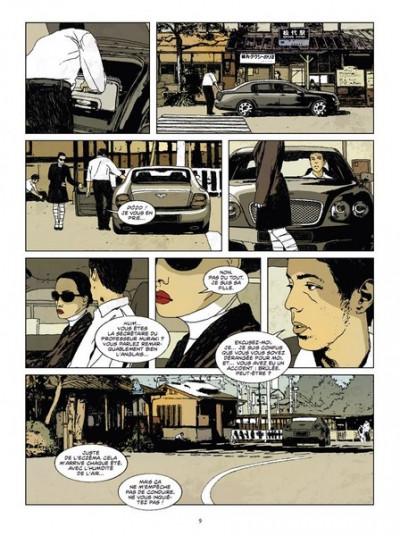 Page 7 les fabriques de la mort tome 1 - le journal de Jonathan Harvester