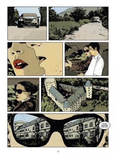 Page 8 les fabriques de la mort tome 1 - le journal de Jonathan Harvester