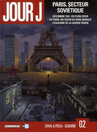 image de Jour J tome 2 - Paris secteur soviétique