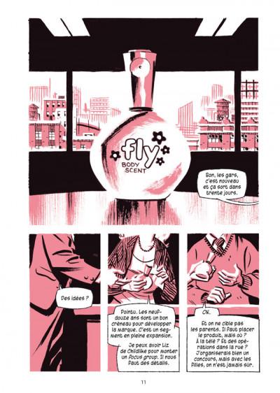 Page 1 Petite Voleuse