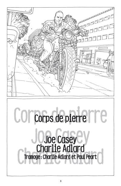 Page 4 corps de pierre