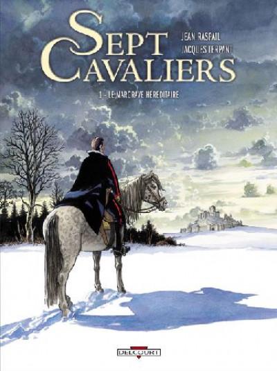 image de sept cavaliers tome 1 - le margrave héréditaire