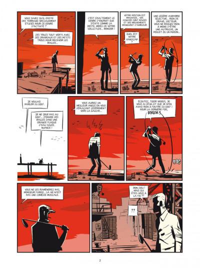 Page 2 snuff tome 1 - la mélodie du bonheur