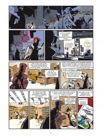 Page 3 snuff tome 1 - la mélodie du bonheur