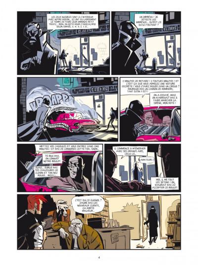 Page 4 snuff tome 1 - la mélodie du bonheur