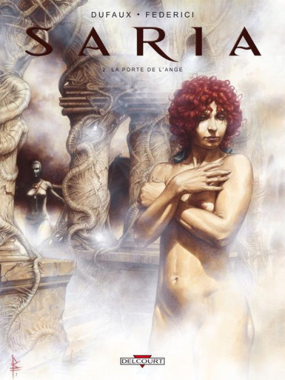 image de Saria tome 2 - la porte de l'ange