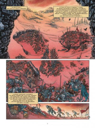 Page 1 le bois des vierges tome 2 - loup