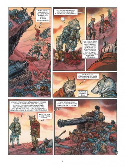 Page 2 le bois des vierges tome 2 - loup