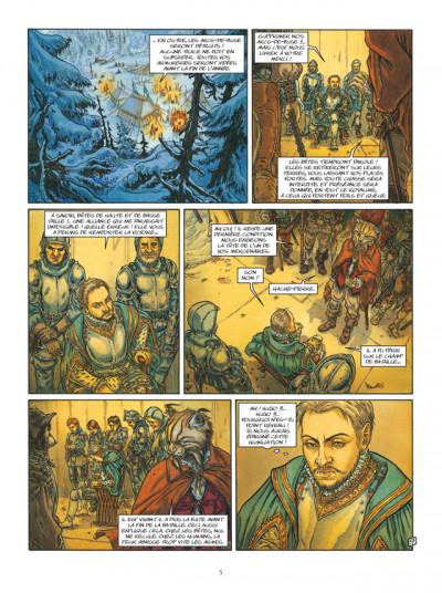 Page 3 le bois des vierges tome 2 - loup