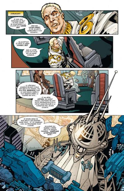 Page 1 star wars - chevaliers de l'ancienne république tome 5 - sans pitié !