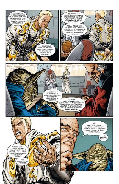 Page 2 star wars - chevaliers de l'ancienne république tome 5 - sans pitié !