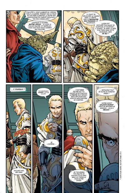 Page 3 star wars - chevaliers de l'ancienne république tome 5 - sans pitié !